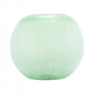 Vaza verde din sticla 12 cm RD House Doctor