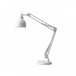 Veioza alba din metal 68 cm Job Frandsen Lighting