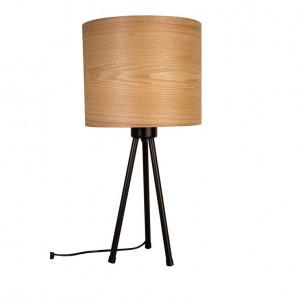 Veioza din metal si lemn Woodland Dutchbone