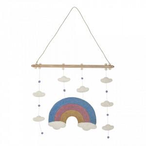 Decoratiune suspendabila din lana 57x90 cm Sky Bloomingville
