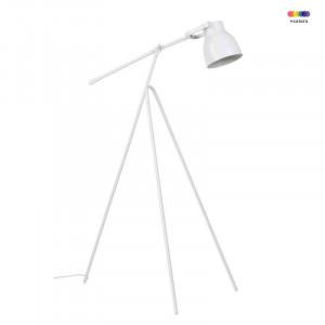 Lampadar alb din metal 170 cm Antella White Somcasa
