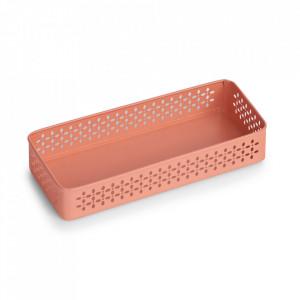 Cutie rosu corai din metal Ilomilo Mini Zeller