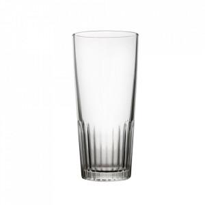 Set 6 pahare transparente din sticla pentru bere 320 ml Gaetan Aerts