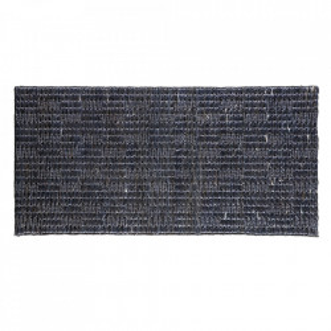 Covor negru din iuta 70x140 cm Scenes Be Pure Home