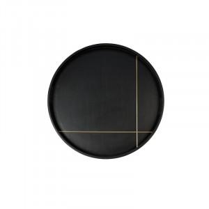Tava rotunda din lemn 35 cm Mavin LifeStyle Home Collection