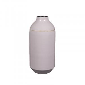 Vaza lila din metal 39 cm Maiya Avi Lifestyle Home Collection
