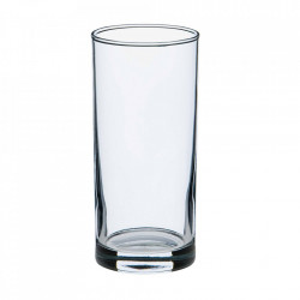 Set 12 pahare transparente din sticla 270 ml Jordaan Mammoet