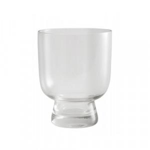Pahar transparent din sticla 8x10 cm Pure Nordal