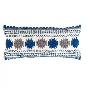 Perna albastra 65x30 cm Sala Natural Blue Zuiver