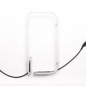 Lampa neon litera D 1060 mm Alphafont Seletti