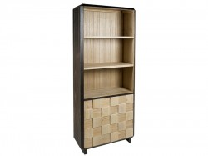 Biblioteca din lemn de brad si MDF 189 cm Garbi Santiago Pons