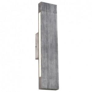 Aplica gri din lemn si metal Tuta Aldex