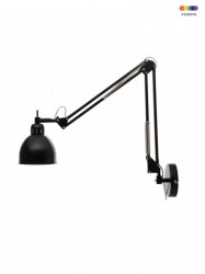 Aplica neagra din metal Job Frandsen Lighting