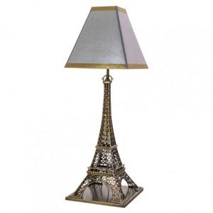 Baza pentru lampadar maro alama din fier 85 cm The Eiffel Van Roon Living