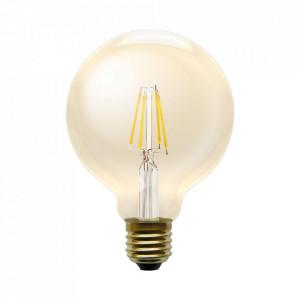 Bec cu filament LED E27 4W Alvis Milagro Lighting