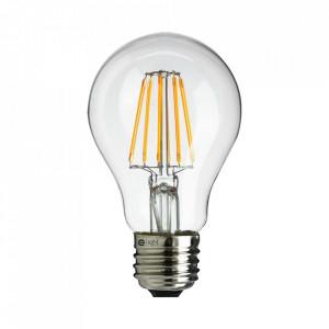 Bec cu filament LED E27 6W Solis Milagro Lighting