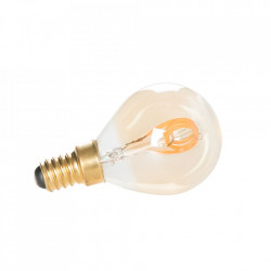Bec dimabil LED E14 3W Gold White Label