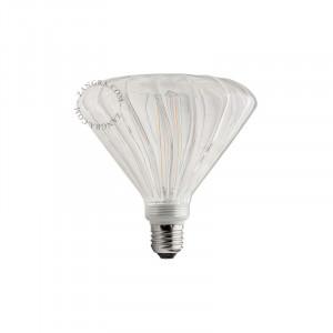 Bec dimabil LED E27 4W Mushroom Clear Zangra