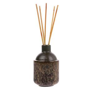 Betisoare parfumate cu suport din ceramica Midsummer Musk HK Living