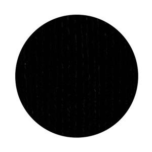 Blat pentru masa negru din placaj 120 cm Henderson LifeStyle Home Collection