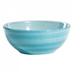 Bol albastru din ceramica 400 ml Lincombe Ixia