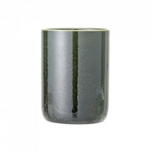 Borcan verde din ceramica Grace Bloomingville