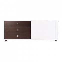 Bufet inferior din MDF 180 cm Lubmin Vical Home