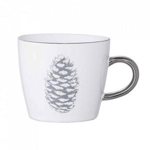 Cana alba din ceramica 300 ml Frost Bloomingville
