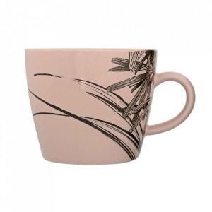 Cana roz din ceramica 300 ml Sooji Bloomingville