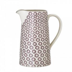 Carafa mov din ceramica 1750 ml Bloomingville