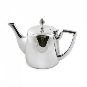Ceainic din alama argintata 850 ml Cimba Edzard
