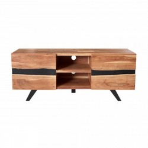 Comoda TV din lemn de salcam 160 cm Amazonas Invicta Interior