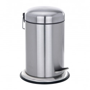 Cos de gunoi argintiu din inox 3 L Nova Wenko