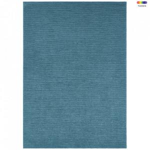 Covor albastru petrol din poliester Cloud Short Petrol Blue Mint Rugs (diverse dimensiuni)
