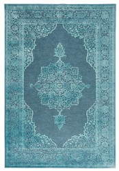 Covor albastru Shine Willow Mint Rugs