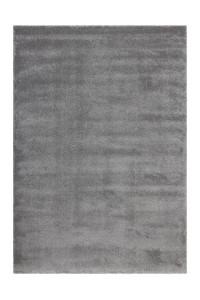Covor argintiu din polipropilena Soft Touch Lalee (diverse dimensiuni)