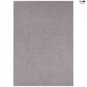 Covor gri din poliester Cloud Short Light Grey Mint Rugs (diverse dimensiuni)
