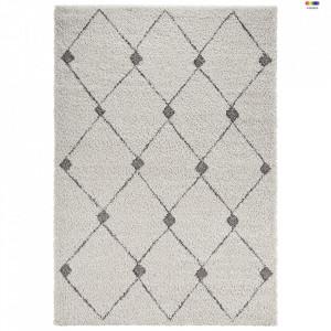 Covor gri din polipropilena Allure Create Grey Mint Rugs (diverse dimensiuni)