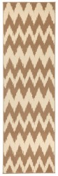 Covor maro Fabric Basic Hanse Home