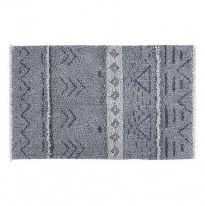 Covor multicolor din lana 80x140 cm Lakota Night Lorena Canals