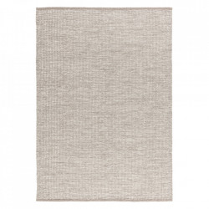 Covor multicolor din lana si bumbac Marvel Greige Ligne Pure (diverse dimensiuni)