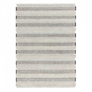 Covor multicolor din lana si viscoza Grade Ligne Pure (diverse dimensiuni)