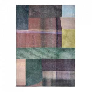 Covor multicolor din poliester Fiesta Suave Louis de Poortere (diverse dimensiuni)