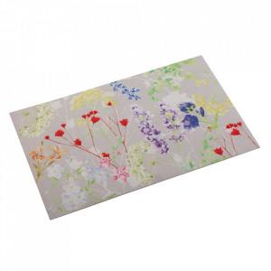 Covor pentru bucatarie multicolor din poliester 50x80 Blume Versa Home