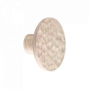 Cuier crem din lemn de frasin Kyoto Small Bolia