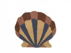 Decoratiune de perete pentru copii 70x79 cm Shell Ferm Living