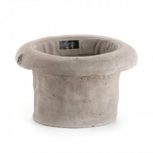 Decoratiune din ciment 17 cm Chapeau Cilindro Seletti