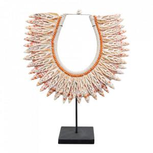 Decoratiune multicolora din scoici 46 cm Necklace Versmissen