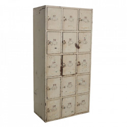 Dulap grej din fier 183 cm Locker Raw Materials