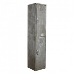 Dulap gri din fier 184 cm Locker Raw Materials